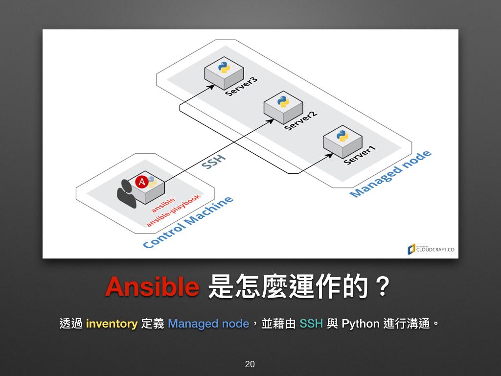 Ansible系列教程-环境部署(一)
